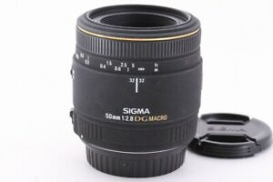** Excellent ** Sigma 50mm F2.8 DG Macro For Canon #EL5294