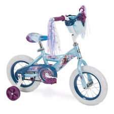 "Huffy Disney's Frozen 2 Kids 12"" Bike with Training Wheels, 3 to 5 (Open Box)"