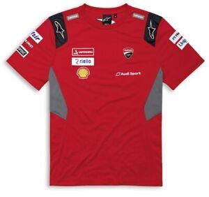 Ducati Corse GP20 Replica short Sleeve T - Shirt Moto Gp Dovizioso Petrucci New