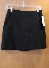 Women's Seamed Denim Mini Skirt - Wild Fable Size 6