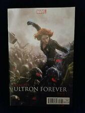 Avengers Ultron Forever #1 Scarlet Johansson 1:25 Variant Marvel Comics 2015
