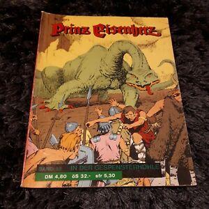 PRINZ EISENHERZ Band 18 In der Gespensterhöhle, Hal Foster Comicalbum