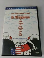 New listing Dr. Strangelove, Or: How I Learned to Stop Worrying and Love the Bomb -Free Ship