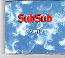 (FM258) SubSub, Angel - 1994 CD