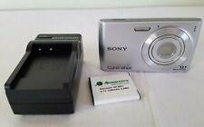 Sony Cyber-shot DSC-W510 12.1MP Digital Camera - Silver *GOOD/TESTED*