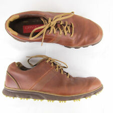 FootJoy Dryjoys Casual 53632 Golf Shoe Sneaker Oxford Spikeless US 11 Leather