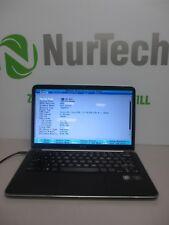 """Dell XPS 13 L321X 13.3"""" i7 1.7GHz 4GB """"NO HDD"""" Webcam Laptop NO AC *NO BATTERY**"""