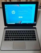 """HP Elite x2 1012 G1 Tablet 12"""" Touch m7-6Y75 1.2GHz 8GB RAM 180GB SSD w/ KB"""