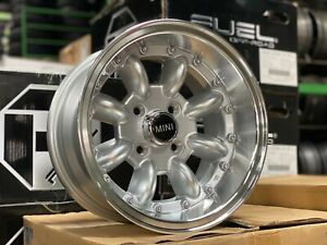 "[Free Shipping] New 13x7"" MINI Cooper Classic Banana design wheel (set of 4)"