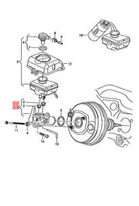 Genuine AUDI Audi RS5 Cabrio qu. tandem brake master cylinder 8T0611021