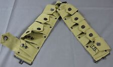 US ARMY GARAND Ceinture M1 M1932 Cartouche Sangle d' USURE Thompson