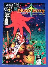 LONDON NIGHT STUDIOS  !! Dead Boys # 1 James O/'Barr Cover !! VF//NM