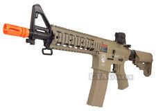 G&G Combat Machine Raider Short Electric Blowback M4 M16 Airsoft Rifle Gun Tan