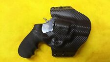 HOLSTER BLACK KYDEX FITS Taurus 44 Magnum OWB Outside Waistband