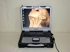 Panasonic Toughbook Laptop CF-30 MK3 1.60GHz L9300 TOUCHSCREEN Backlit BluT CF30