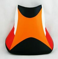 Front Rider Seat Leather Cover For Honda CBR 929 00-01 1# A05