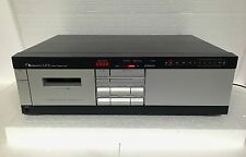 Vintage Nakamichi LX-3 Cassette Deck-2 Heads-Works Great-Serviced-Clean!!