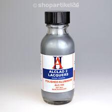(19,83€/100ml) ALCLAD II Farbe POLISHED ALUMINIUM 30ml - ALCLAD ALC-105