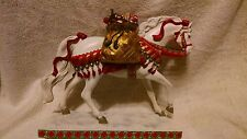 Painted Ponies Polar Express 12237 Pony Christmas Gifts 1E/7642 No Box