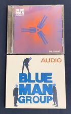 Blue Man Group CD Lot  The Complex/ Audio