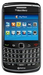 Genuine Blackberry 9700 Bold Mobile Phone Telstra Next G