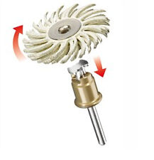 Dremel 472s EZ SpeedClic Detail Abrasive Brush 120 Grit