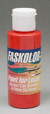 Parma Faskolor Red Lexan Body Paint 40003 2oz