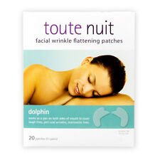 Toute Nuit Facial Wrinkle Flattening Patches Dolphin for Around Mouth