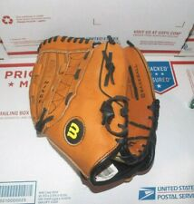 """Wilson Youth Leather Baseball Glove -Pro A450 11"""" Dual Hinge Ao450 Pg11 Right H"""