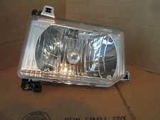 1987-1995 Nissan Pathfinder / 88-89 Hardbody Pickup Chrome Headlight ASSY RH