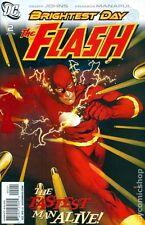 Brightest Day Flash #2 DC Comics 2010 Ryan Sook 1:25 Variant Cover Comic Book