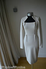 SAFIYAA LADIES CREAM  DRESS SIZE 34 / 6 / 8 NEW AUTHENTIC   £900