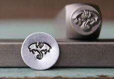 SupplyGuy 8mm Swim Bike Run Metal Design Stamp Set-3 Piece Made in USA SGAC123