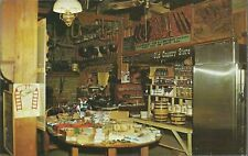 OLD VINTAGE OLD COUNTRY STORE IN NASHVILLE INDIANA POSTCARD