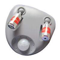 Dual Laser Line Garage Parking Assist Sensor Aid Guide Stop Light System For Car
