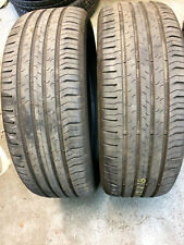 2 Sommerreifen  Continental ECO Contact 5 SUV  235/55R19 105V