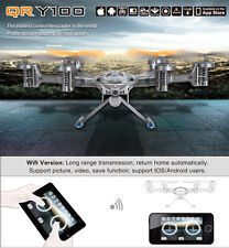 Walkera QR Y100 FPV Hexacopter with Devo 4 Radio Transmitter Support IOS/Android