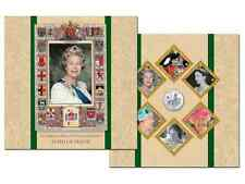 Diamond Jubilee Stamp and Coin Pack (AG55)