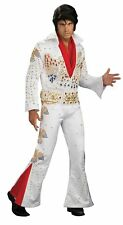 Rubie's Elvis Aloha From Hawaii Collector Jumpsuit Costume, XL