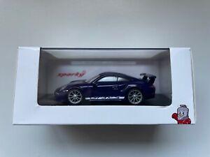 Sparky 1/64 Porsche 911 GT3 RS 2016 Ultra Violet Y072