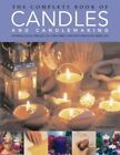 The Complete Book Of Candles And Candlemaking By Nichol, Gloria Hardback Book