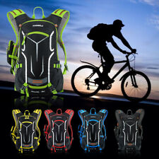 18L Waterproof Breathable Cycling Bicycle Bike Shoulder Backpack with Rain Cover