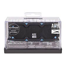 New Altec Lansing Mini Lifejacket 3 Waterproof Rugged Bluetooth Speaker BLUE