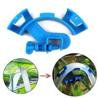 Aquarium Fisch Tank Filtration Schlauchhalter Wasserrohr Clip Air Tube Ne AA00