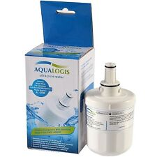 Aqualogis AL-093G Fits Samsung DA29-00003G HAFCU1XAA Fridge Water Filter