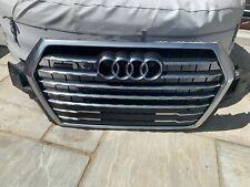 Genuine OEM Audi Q7 Quattro Front Grill Complete 4M0853037C
