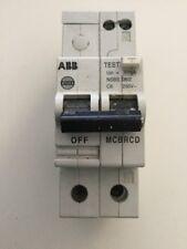 ABB NSBS 06/2 C6 6A 30mA RCBO