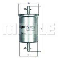 ORIGINAL MAHLE KNECHT KRAFTSTOFFFILTER KL 165/1 SMART FORTWO COUPE FORTWO CABRIO