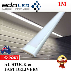 Led Strip Lights Wide Aluminium channel Profile bar for  Kitchen Cabinet 1m
