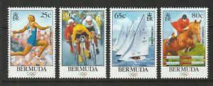 Bermuda 1996 Atlanta Olympics Set UM